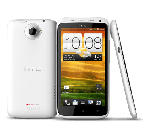 HTC's One X from 2012 was a marvel in industrial design