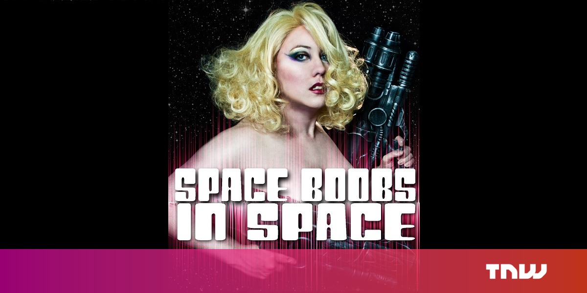 photo image Space Boobs In Space is the best thing on Prime Video