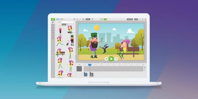 Ever wanted to create animation, but didn't know how? This program makes it easy