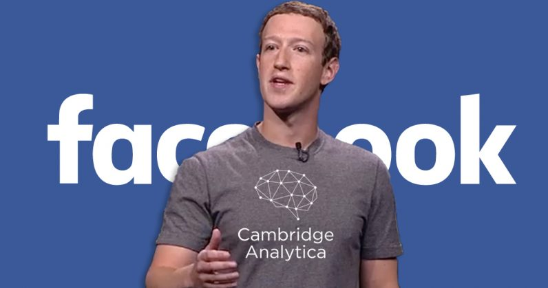 Facebook fined 0.001% of its 2017 revenue for Cambridge Analytica scandal
