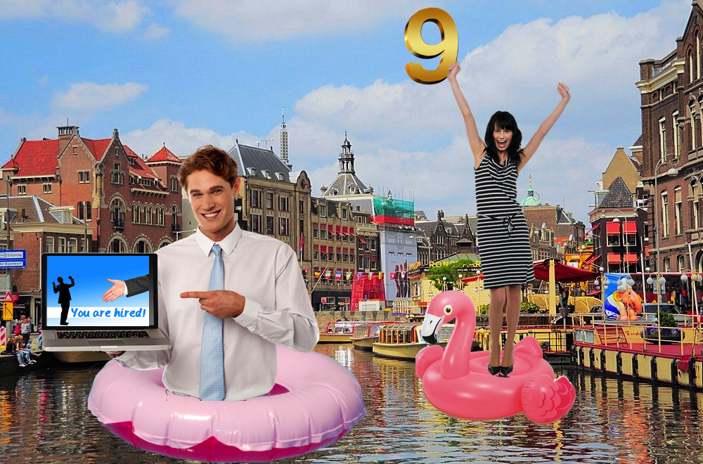 9 reasons why Amsterdam is the best place on Earth if you work in tech