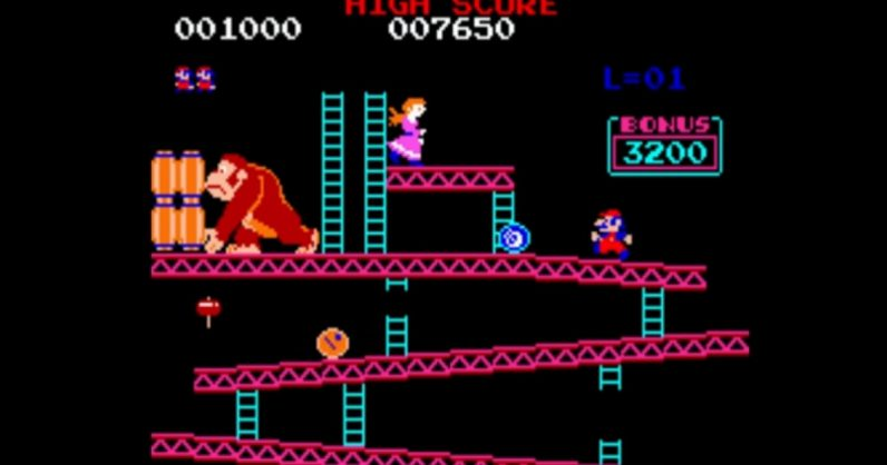 Nintendo is bringing two arcade classics to the Switch