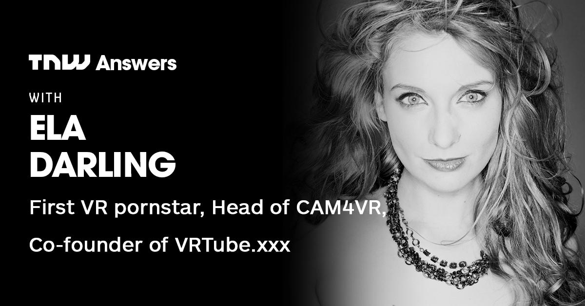 TNW's Big Spam: Meet the first VR porn star