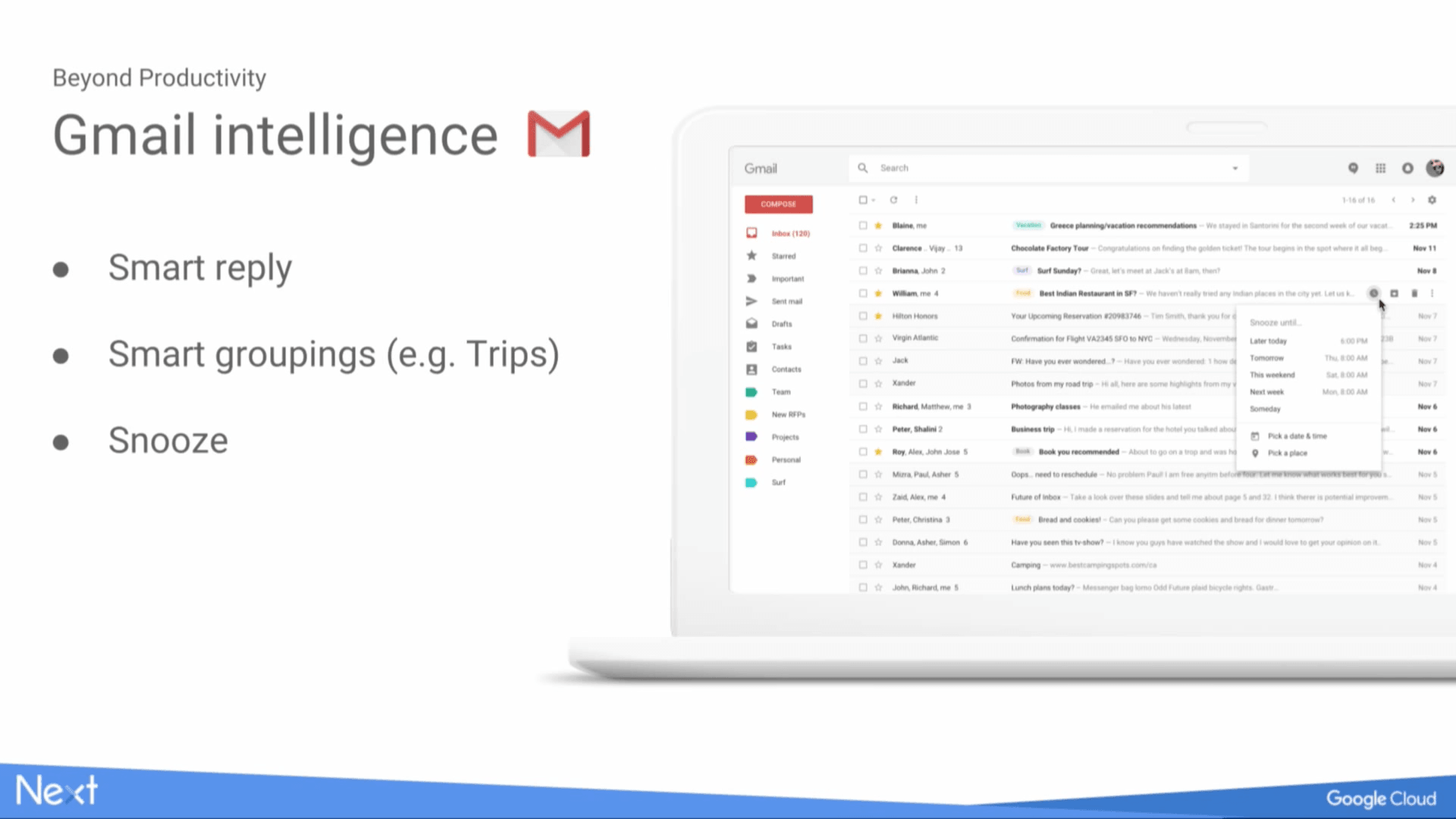 Gmail Is Being Revamped, New Design Leaked - Here Are Three Exciting Features!