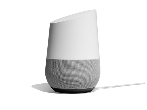Google Home comes only in Chalk and costs Rs. 9,999