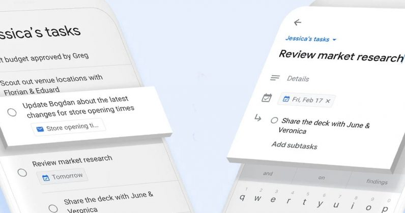 Google's new Tasks app gets the job done, but just barely