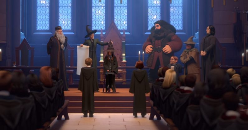 The new Harry Potter game sucks all the magic out of Hogwarts