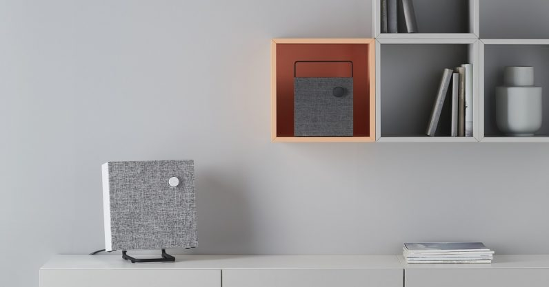 IKEA is making its first Bluetooth speakers, and they look totally fräckt