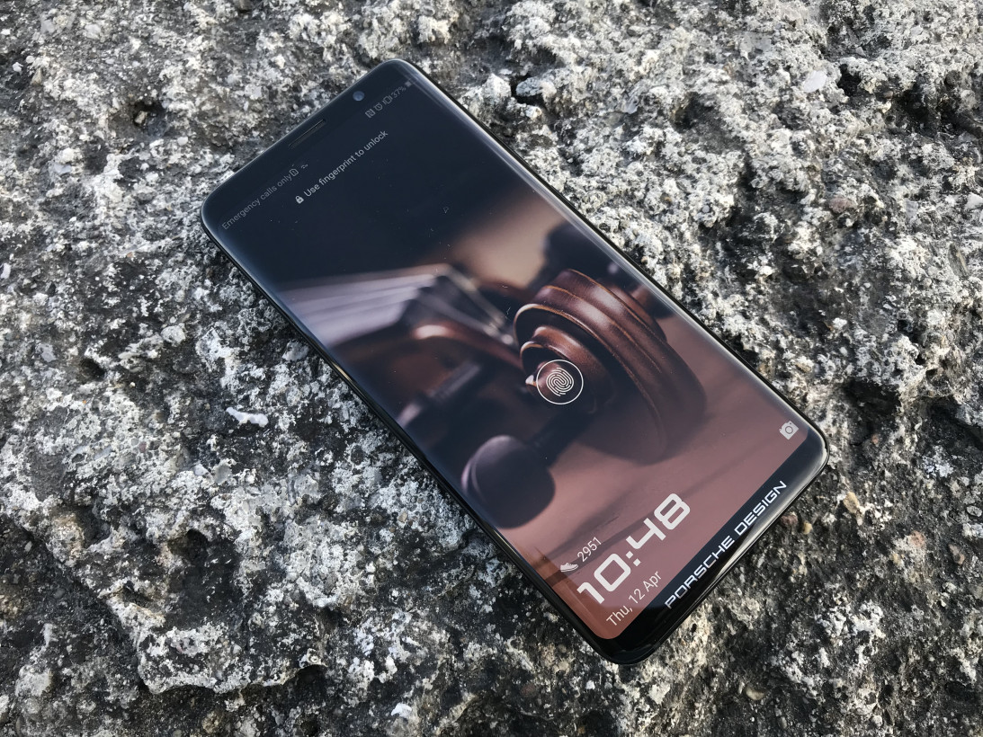 The Porsche Design Huawei Mate RS is the most expensive phone I've ever used (and I love it)