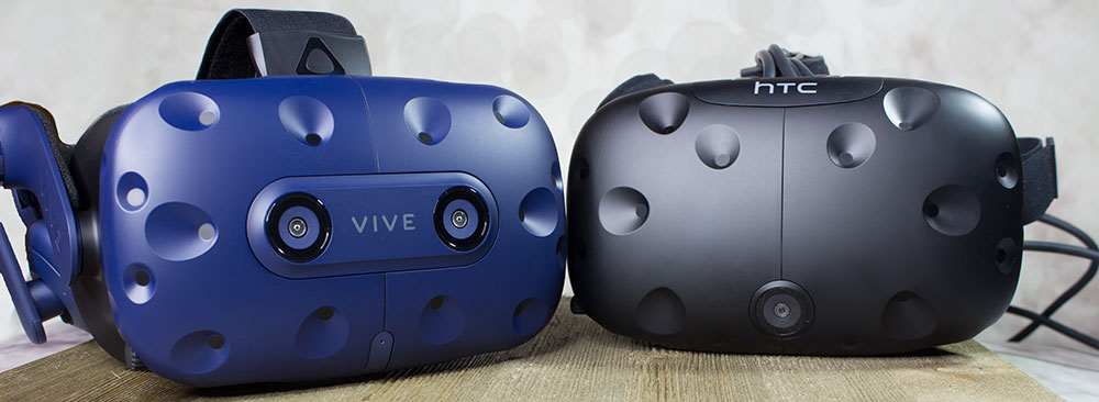 Review: HTC's Vive Pro is clearly the world's best VR headset