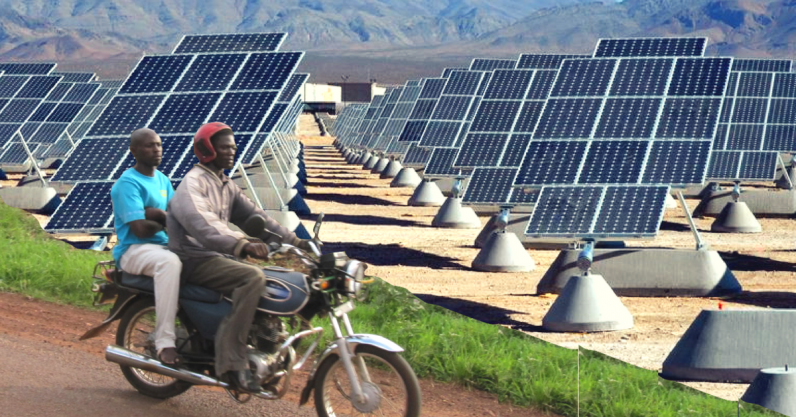 March in Africa: Uber on motorcycles, Spotify's arrival, and solar panels