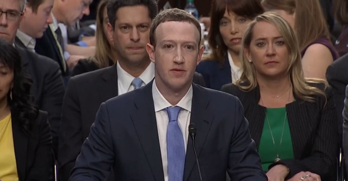 The (precious few) highlights from Zuckerberg's sit-down with 44 Senators