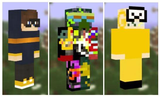 Minecraft Fans Get A Nasty Surprise In Malwareinfected Skins - Skins para minecraft original