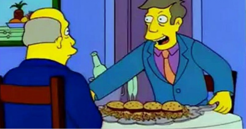 What The Simpsons can teach you about the art of shitposting