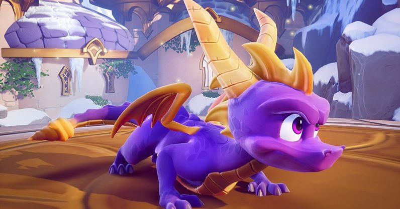 Amazon's Spyro leak is the highlight of my week