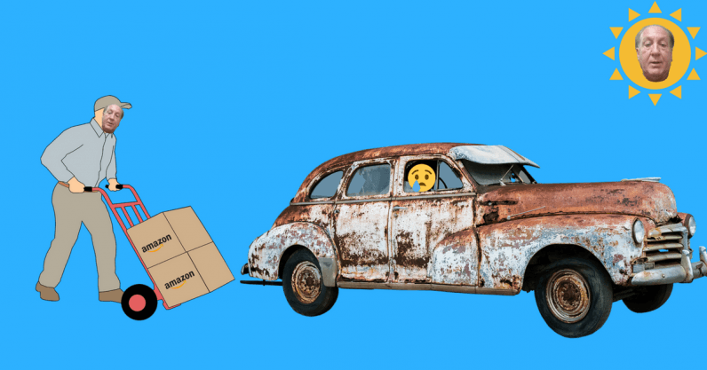 The people in Amazon's car delivery promo, ranked by how gladly we'd give them our keys