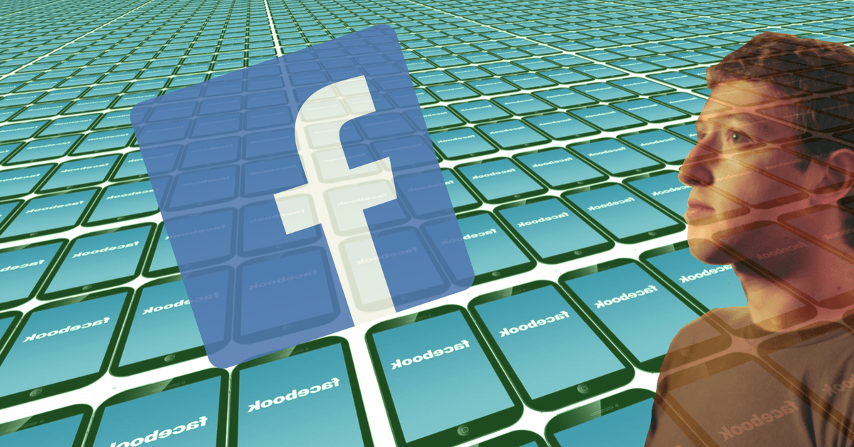 Facebook just shrugged off a billion dollar fine from FTC
