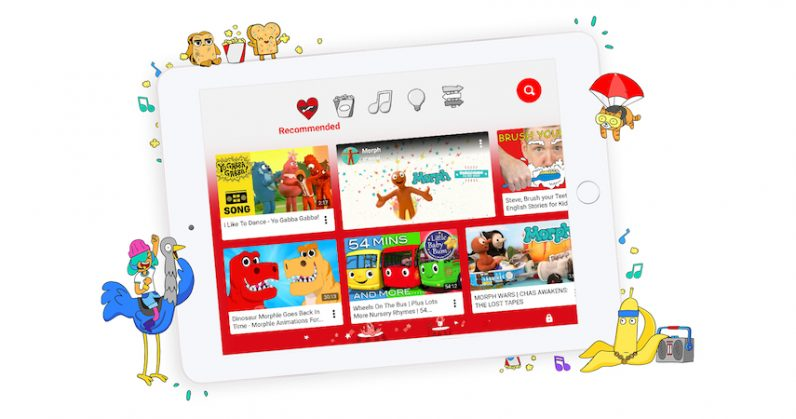 YouTube Kids may soon feature handpicked videos that are safe to watch