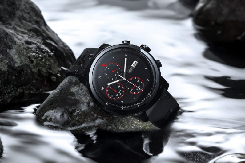 The Huami Amazfit Stratos is an awkwardly named smartwatch that looks nice (and costs $199)