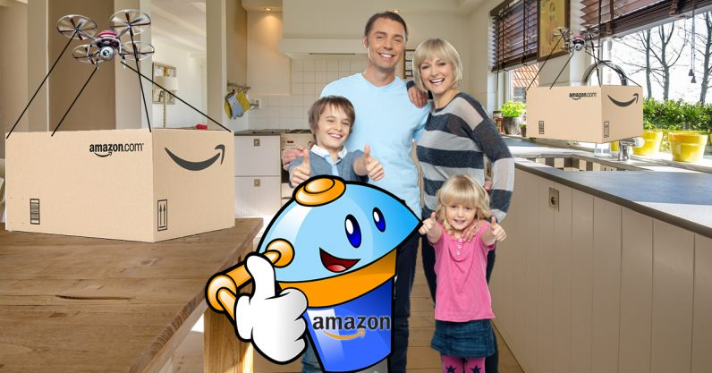 Amazon is cramming Alexa into a household robot