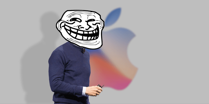 Apple memo warns employees to stop leaking info. Someone leaked it.