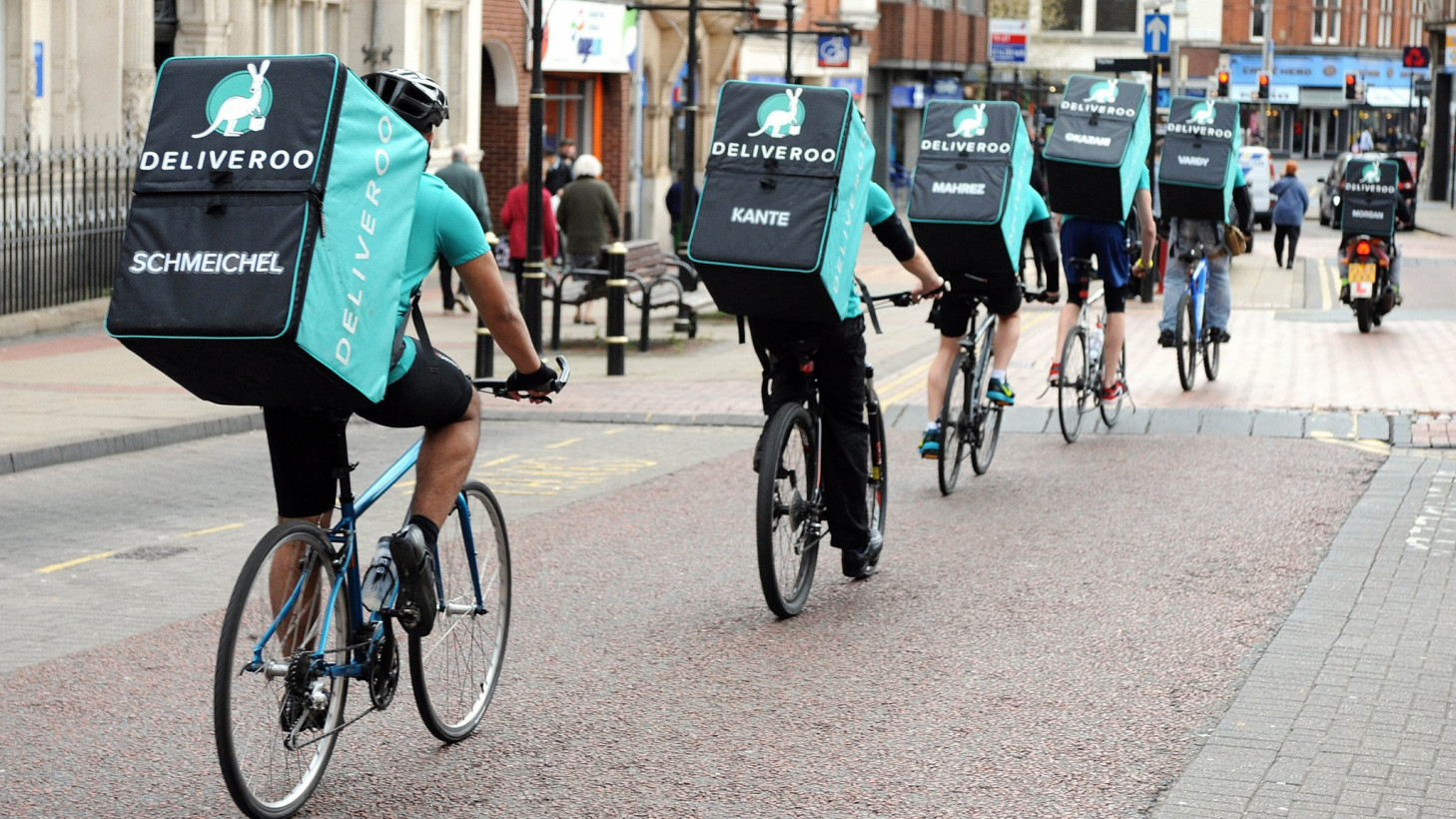 Here's how Deliveroo plans to just eat its competitors