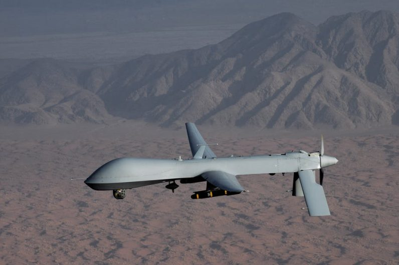 Drones will soon decide who to kill