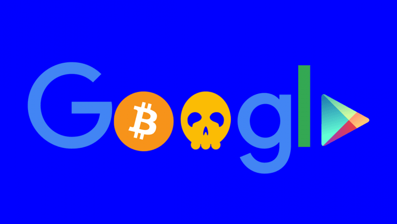 Google Play is hosting a disturbing amount of cryptocurrency malware