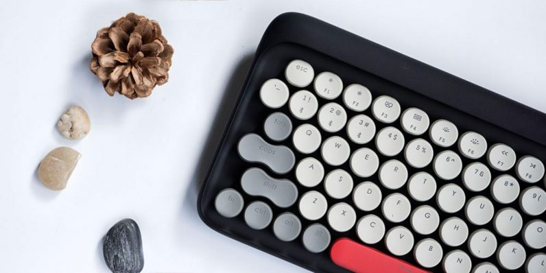 From Indiegogo star to the coolest retro wireless keyboard you'll see: Lofree's Four Seasons is available ...