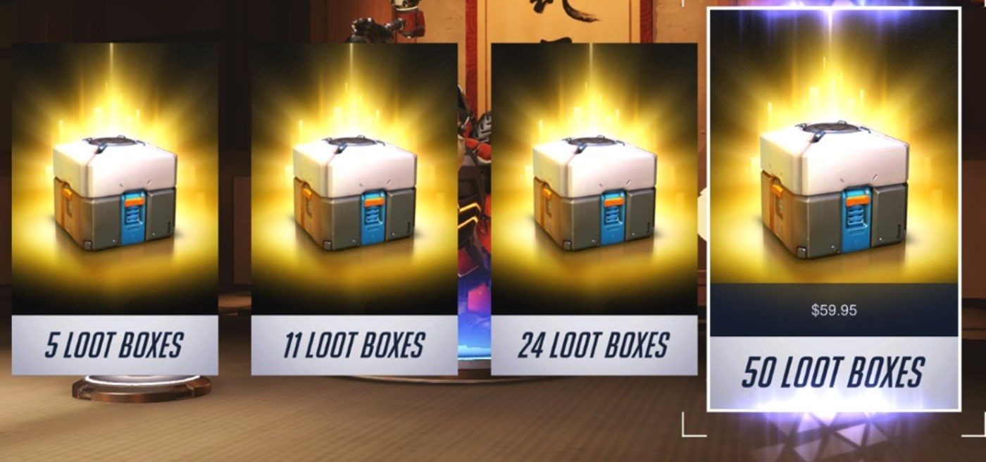 UK committee condemns loot boxes ('surprise mechanics') as gambling