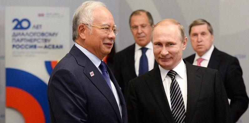 Malaysian Prime Minister promises harsh prison sentences for 'fake news'