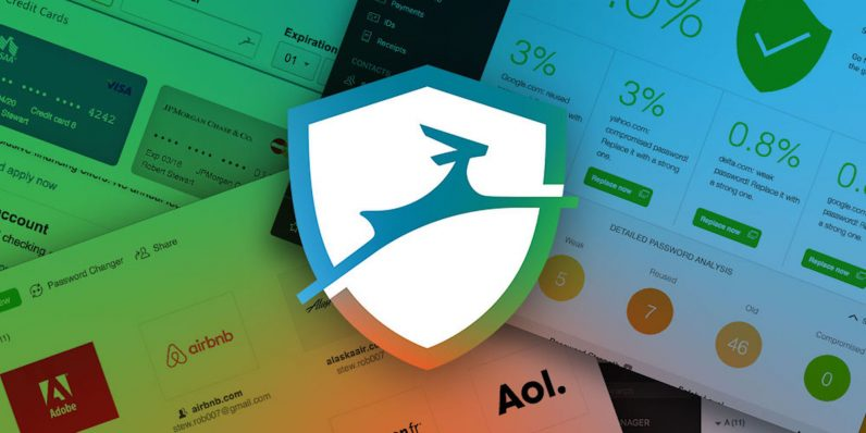 Stop forgetting passwords and tighten your security all at once with Dashlane at 50% off