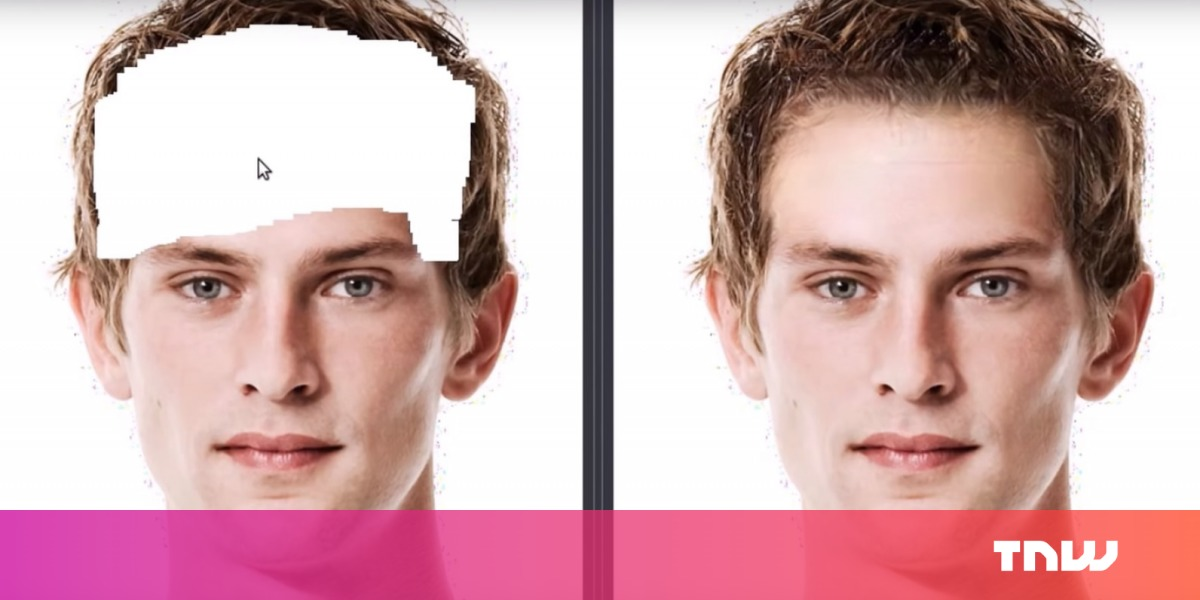 Nvidia recently unveiled a new method for filling in deleted or destroyed portions of images that uses artificial intelligence to jaw-dropping effect.