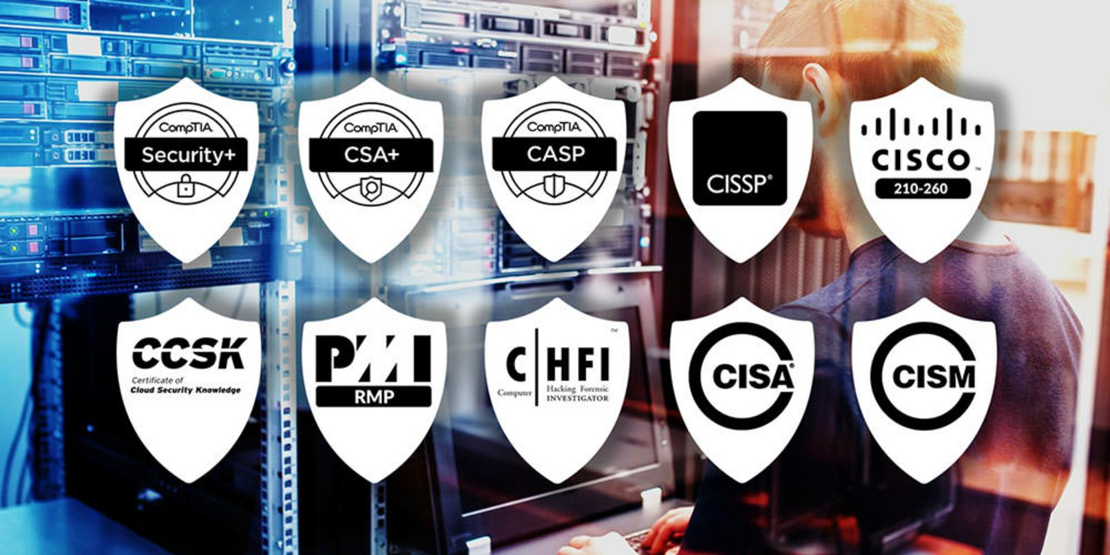 Get Certified As A Cybersecurity Specialist And It Costs Less Than