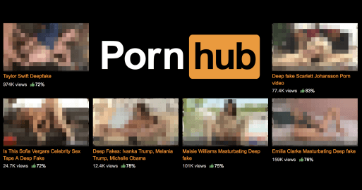 Pornhub Promised To Ban Deepfakes Videos And It Failed -2302
