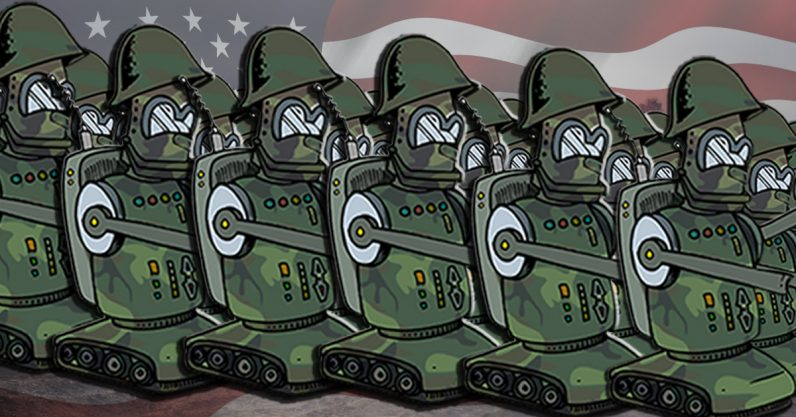 The Pentagon focuses on AI despite White House indifference
