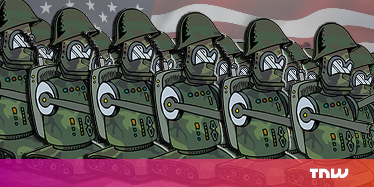 photo image The Pentagon focuses on AI despite White House indifference