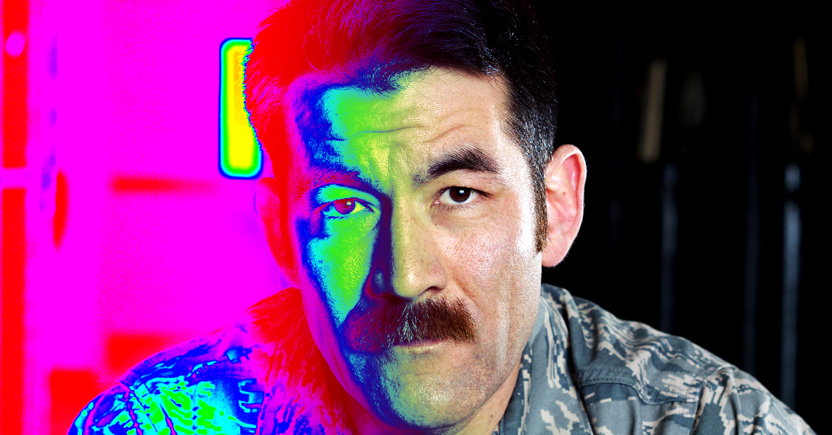 The US Army is developing AI that can recognize faces in the dark and through walls