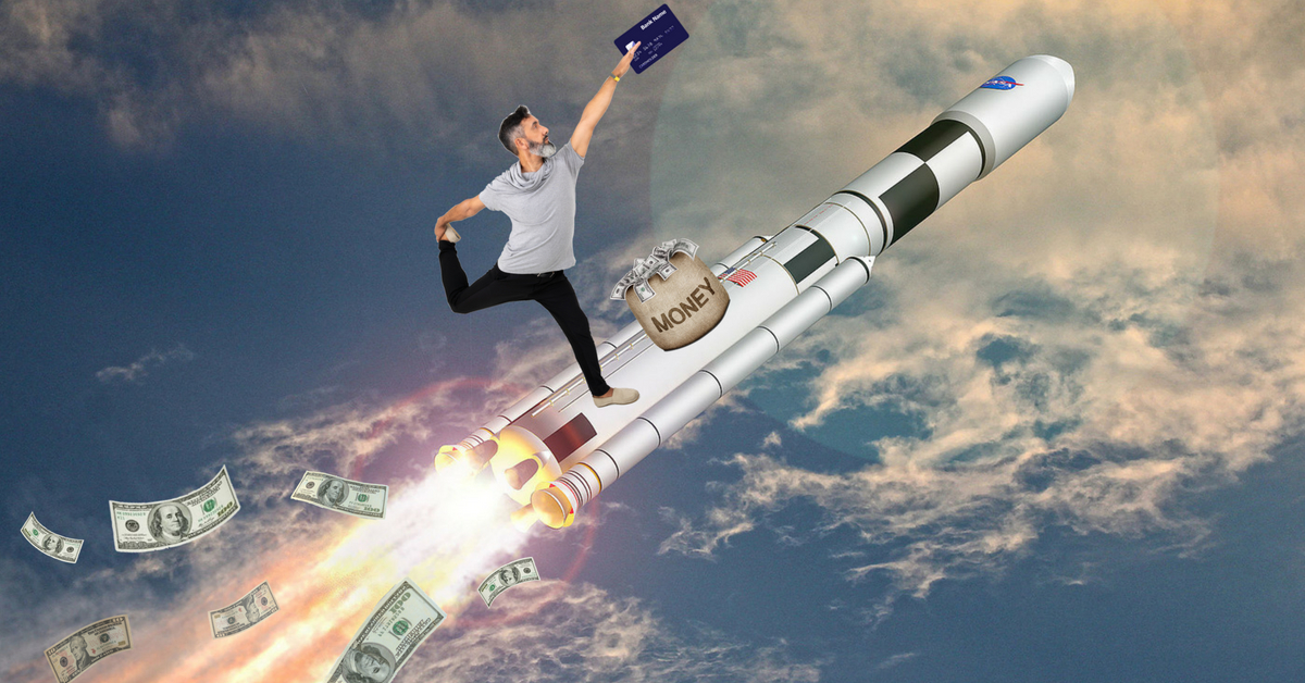 Private companies are launching a new space race – here's what that means