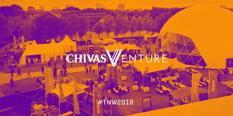 Find the Chivas Hidden Studio at TNW2018 to hear exclusive interviews