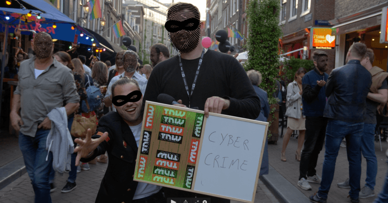 We asked people to draw 'cyber crime' and we're worried about them