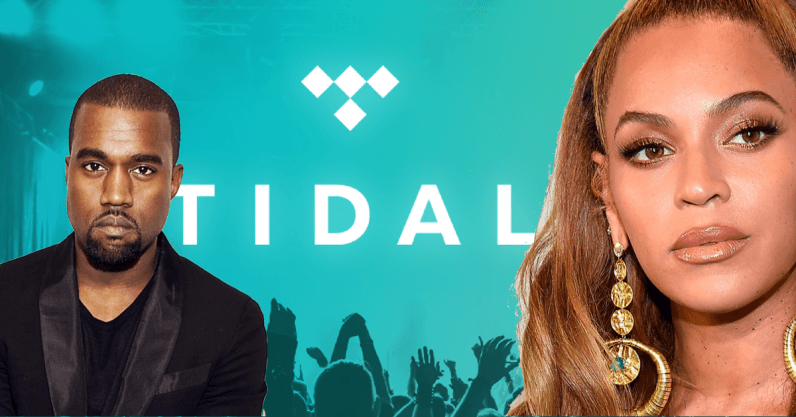 Beyonce, Kanye Streaming Stats 'Manipulated' On Tidal