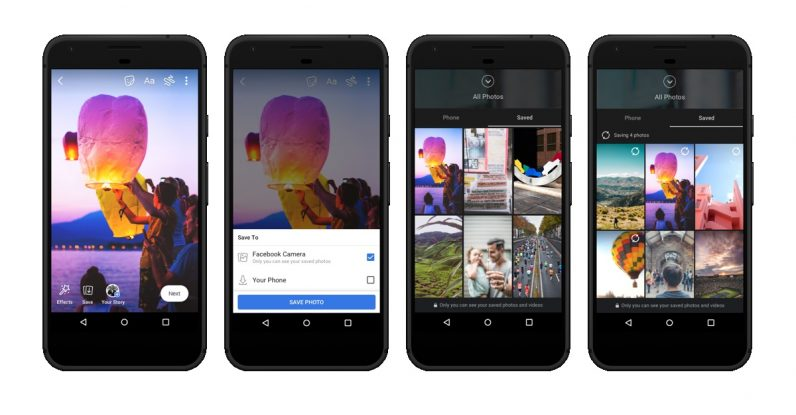 Facebook rolls out Stories archive and voice posts, starting in India