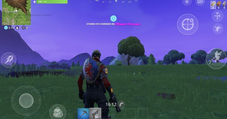 Fortnite is finally coming to Android