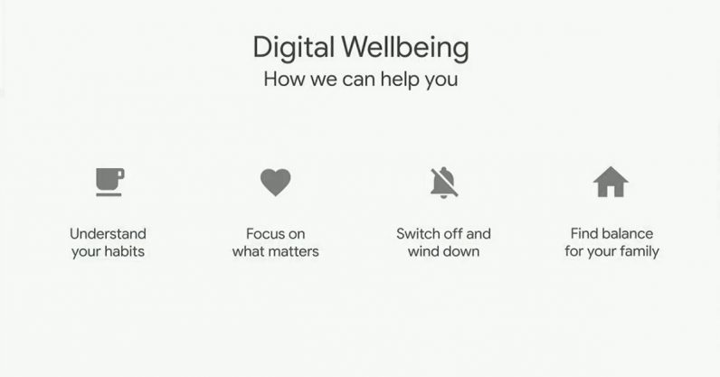 Google aims to improve 'Digital Wellbeing' by reminding users to disconnect on occasion