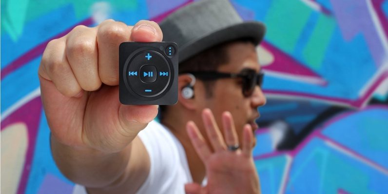 Bring your music and leave your smartphone with the Mighty Spotify Music Player, only $79.99