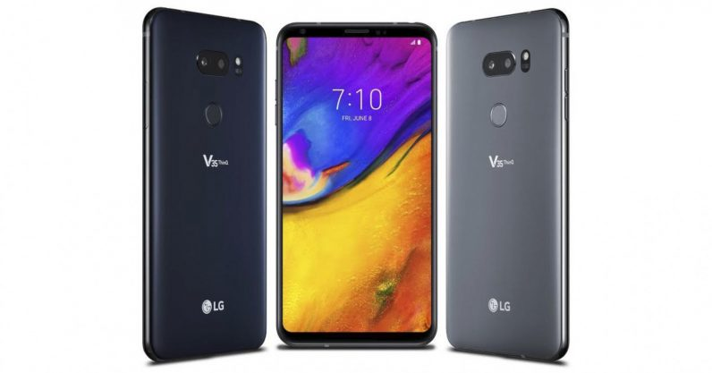 LG's V35 brings the best of the G7 to last year's V30
