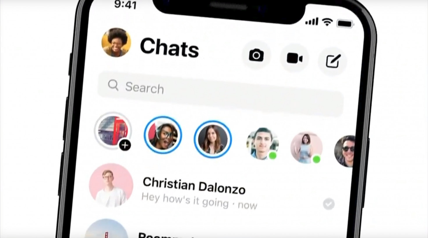 Facebook Messenger is getting a clean new design  Here's