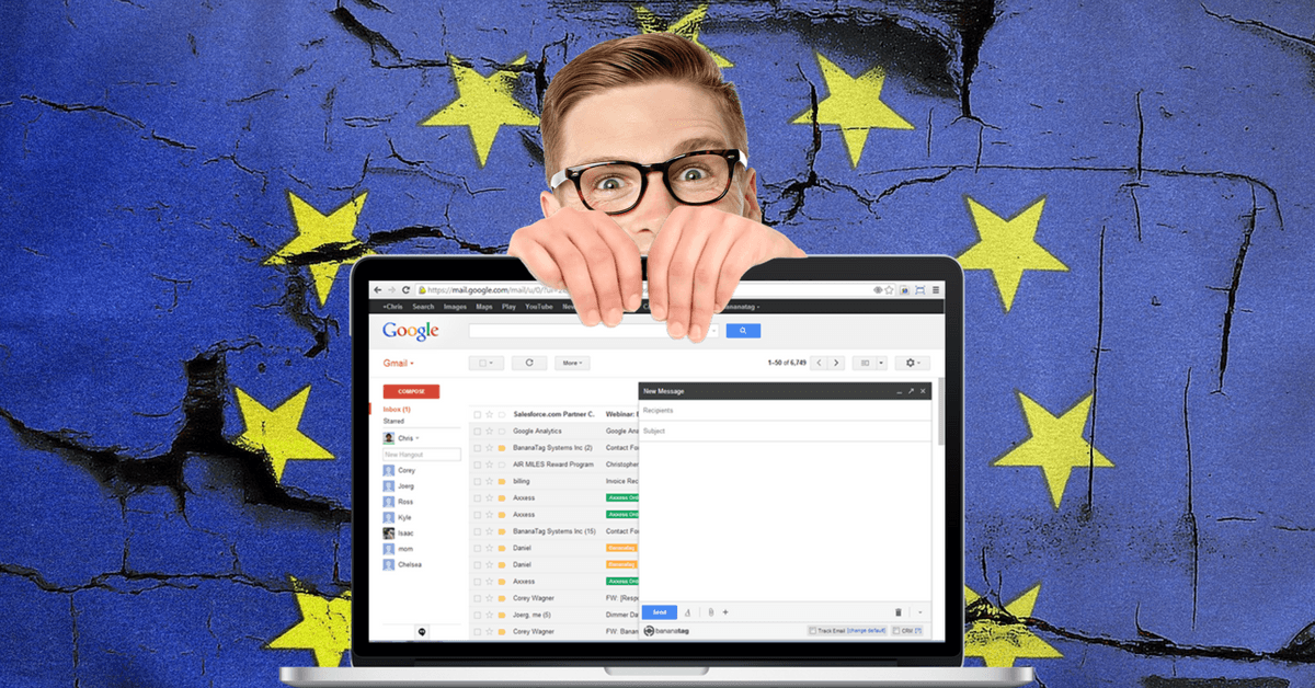 No, GDPR won't let you read your boss' emails about you