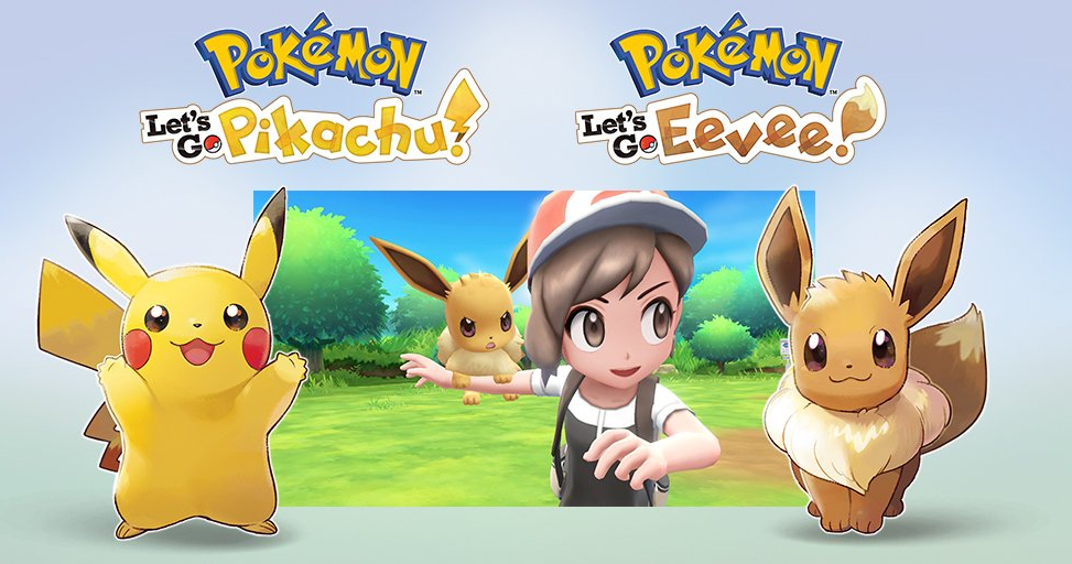 3 more Pokémon games are coming to the Nintendo Switch